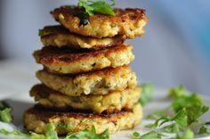 Cauliflower fritters (Pulpetti tal-Pastard)