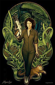 Ellen Rilpey - Alien