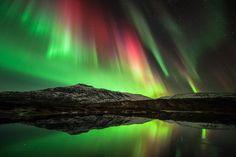 Aurora over Nordland