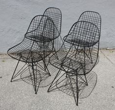 Herman Miller DKR Charles and Ray Eames