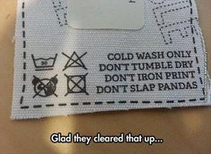 9 WTF Instructions On Products