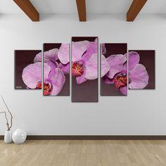 <li>Artist: Bruce Bain</li><li>Title: Purple Orchid</li><li>Product type: Gallery-wrapped Canvas</li>