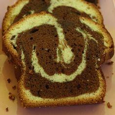 Souvenir d'enfance, le marbré au chocolat 12 cakes