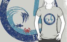 <3 District 4 Souvenir Shirt by MeteorMuse $24.54