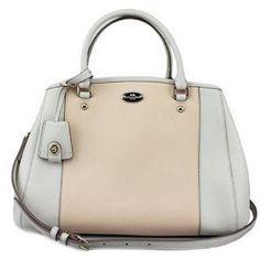 Coach Small Margot Carryall Crossgrain Bag