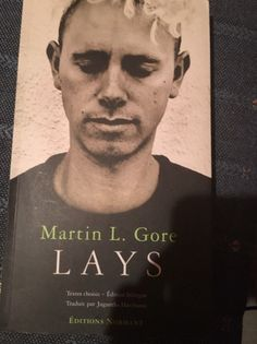 Depeche Mode Martin L Gore Lays Book Complete Collection of Lyrics 81 05 | eBay