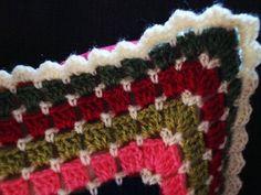 artesanato, capa para almofadas feita de crochê