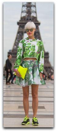 PARIS Street Fashion, FALL, 2013