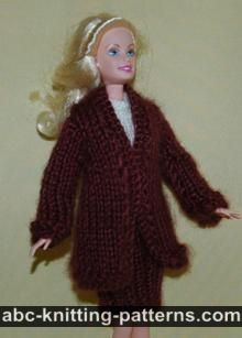 ABC Knitting Patterns. Knit/Doll Clothes .Not for just Barbie!
