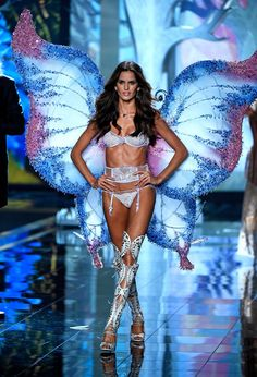 Pin for Later: 30 Supermodels Whose Careers Were Launched by Victoria's Secret Izabel Goulart