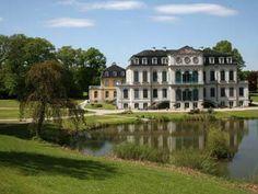Schloss Wilhelmsthal / Foto Fritz Dressler