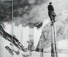 1947 1952 Le barrage de Tignes et les aménagements liés http://fr.wikipedia.org/wiki/Barrage_du_Chevril