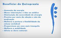 Benefícios da #quiropraxia