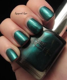 """pure ice nail polish """"not now"""""""