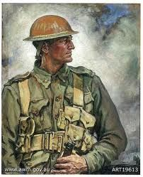 'A Man'. Hilda Rix Nicholas. Australian War Museum - Google Search