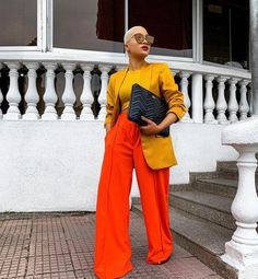 Fashion Bombshell of the Day: Jennifer Oseh from Lagos, Nigeria - business ideas for women Classy Outfits, Chic Outfits, Summer Outfits, Fashion Outfits, Fashion Trends, Fashion News, Fashion Today, Office Outfits, Simple Outfits