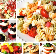 Italian Pasta Salad If your not a fan of bell pepper, there's no need for it. *Add chopped salami for a bold flavor and use Robusto Italian dressing for the best tasting Italian Pasta Salad. Think Food, I Love Food, Good Food, Yummy Food, Tasty, Raw Food Recipes, Cooking Recipes, Healthy Recipes, Delicious Recipes