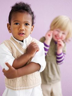 Most toddlers go through a biting and hitting stage. Here's how to control it: http://www.parents.com/toddlers-preschoolers/discipline/improper-behavior/toddler-hits-bites/?socsrc=pmmpin130522pttToddlerBite