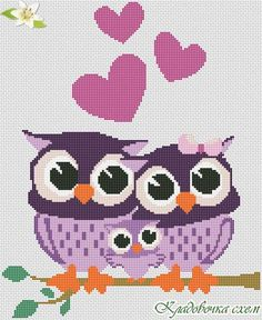 1 million+ Stunning Free Images to Use Anywhere Cross Stitch Owl, Cross Stitch Bookmarks, Cross Stitch Flowers, Cross Stitch Designs, Cross Stitching, Cross Stitch Embroidery, Cross Stitch Patterns, Crochet Border Patterns, Crochet Table Runner Pattern