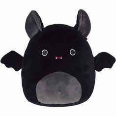 Cute Cartoon Little Devil Bats - Black / 20cm