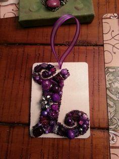 Purple L