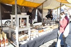 Totally Locally Leek's Fine Food Market Visit us this Saturday (16th March) at Totally Locally Leek's Fine Food Market. This week we will have with us the usual favourites, Jams, Marmalades, Sauces, Chutneys plus a selection of our gourmet Easter treats including, Chocolate Easter Eggs, Belgian White Chocolate Bars and traditional Easter Simnel Cake Slice. Here's your chance to stock up on Easter goodies with special market offers.