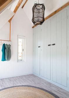 Op maat gemaakte kast zolder slaapkamer