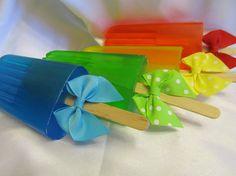 Fruity Soap Pops by elegantendings on Etsy, $4.50