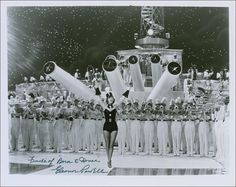 """Eleanor Powell in """"Born to Dance"""" directed by Roy Del Ruth, 1936."""