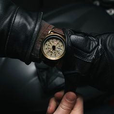 Inspired by the legend motorcycle racer Roland Sands, this ICON watch is a one of a kind statement piece that is true to form. Find this exclusive piece now available on our site. Roland Sands, Vintage Gentleman, True To Form, Motorcycle Racers, Fashion Forms, Skeleton Watches, Watch Companies, Luxury Watches For Men, Green And Grey