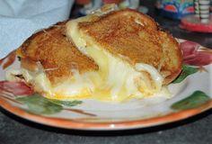 Sandwich 7 queso a la plancha | ¿Qué cocino hoy?