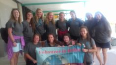 Arrival of our volunteer group to Belize for the orphanage program, Knoxville Catholic HS, July 17th. They have many activities planed for the next week, painting, repairing several buildings, playing with the children, celebrate the childrens birthdays, and many more activities that will help the development of the program and children. Volunteers: Hannah Sledzik, Diannah Miller, Virginia Miller, Tessa Begue, Sarah Holt, Sophie Wilson, Alena Aucker, Georgia Trainer, Sara Allen, Pamela…