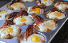 Sunrise Baked Bowls | Easy Campfire Recipes | 20 Incredible Meals for Camping