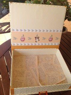 Caja para regalar un libro