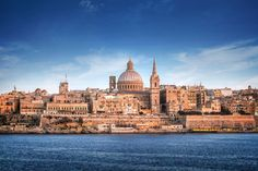 You should think of Malta as a precious pearl in a vast sea of sapphire.