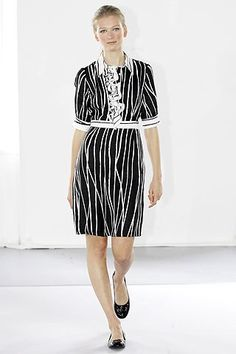 Tory Burch Spring 2007 Ready-to-Wear Fashion Show Collection