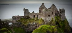 An Irish Ghost Story; Many people have met their deaths at the now ruined Dunluce Castle. Read more about the hundred years of ghost sightings and apparitions at this haunted site...