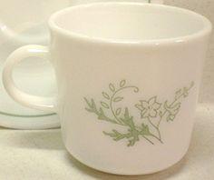 Vintage Corning Ware Floral Spray Coffee Tea Mugs Cups - (Set of 4 Mugs) Corning http://www.amazon.com/dp/B00ZQINCBU/ref=cm_sw_r_pi_dp_M-ttwb0CP1SGK