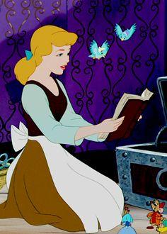 """Why, it's like a dream. A wonderful dream come true."" Disney's Cinderella (1950)"