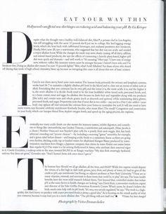 KANGEN WATER Featured in Harper's Bazaar Magazine!