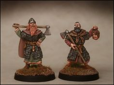 Dark Ages Irish Heroes with Dane Axes Footsore Miniatures SAGA Model Supplies, Irish Warrior, Three Best Friends, Making A Model, Viking Age, Picts, Dark Ages, Axe, Character Concept