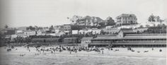 1903 Redondo Beach from off shore.