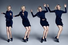 Diane Kruger is the Latest Star of MyTheresa.coms Women Series