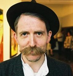 how I hate the fact that the hipsters copied his tache
