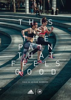 Adidas: Pain   Ads of the World™