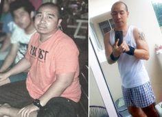 Tôi đã mất 40% trọng lượng cơ thể ra sao: lịch sử của người đàn ông đã mất 56 kg
