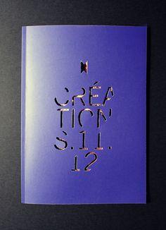 CRÉATIONS.11.12