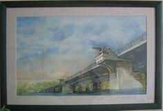 ушаковский мост в питере