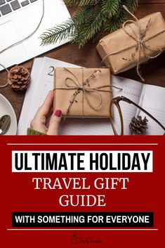 Are you looking for that perfect gift for that special someone who loves to travel? Well, look no further. Check out these 40 practical and fun gifts for the traveler in your life. You'll find big and small gift items in every price range. Travel Items, Travel Gifts, Travel Products, Small Gifts For Men, Gifts For Women, Fun Gifts, Packing Tips For Travel, Ultimate Travel, Holiday Travel