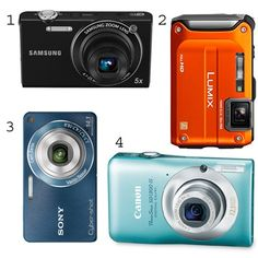 article about best point and shoot cameras for bloggers